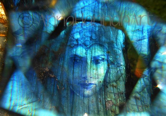"""""""Crystal Spirit"""" from the series """"CrystalArt"""""""
