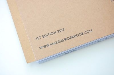 Maker's Workbook: The startup story