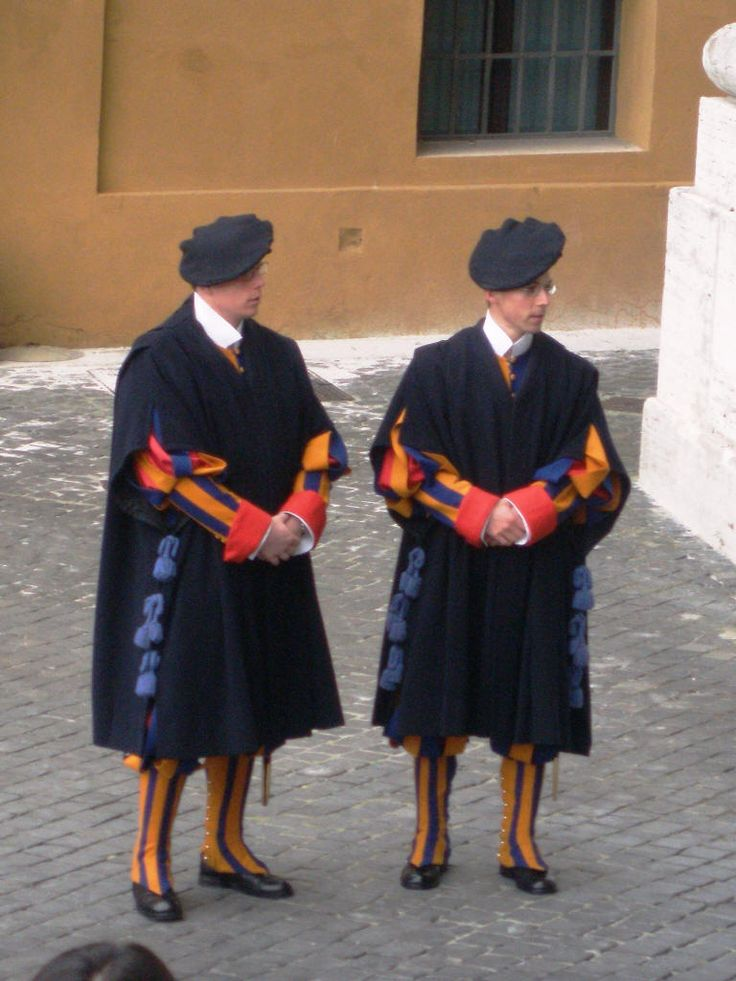 77 Best Images About Swiss Guards On Pinterest