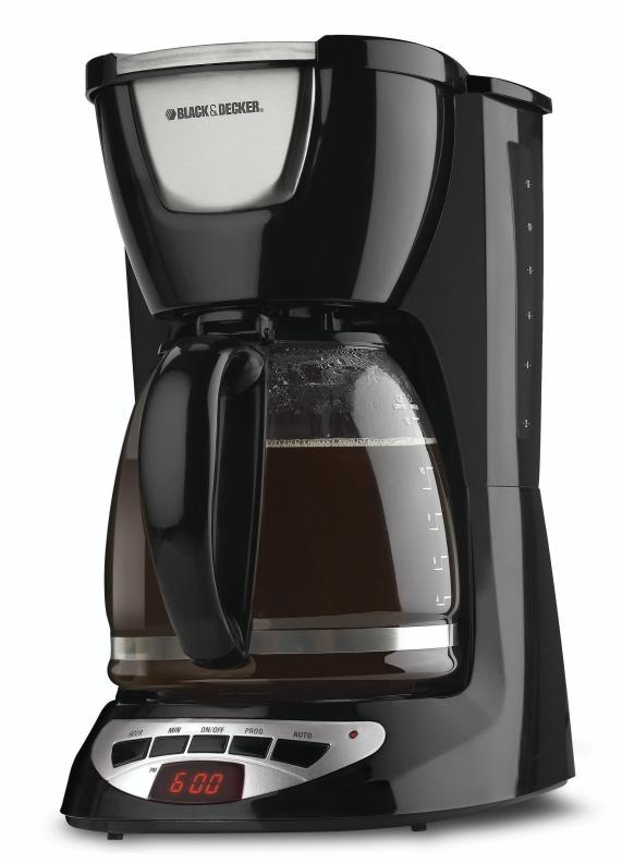 Coffee Makers At Home Outfitters : Black and Decker Coffee Maker [@ Home Outfitters] Condo Pinterest Home, Coffee maker and Black