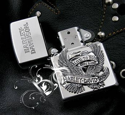 Harley Davidson Eagle Zippo Limited Edition
