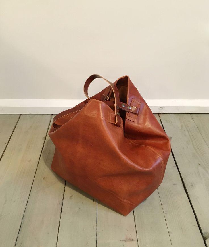 Nordic Basket Leather