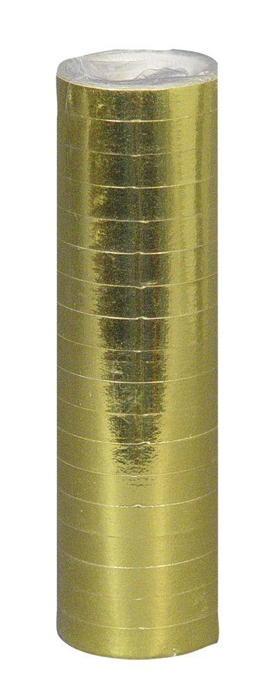 Metallinhohtoinen serpentiini, eri värejä