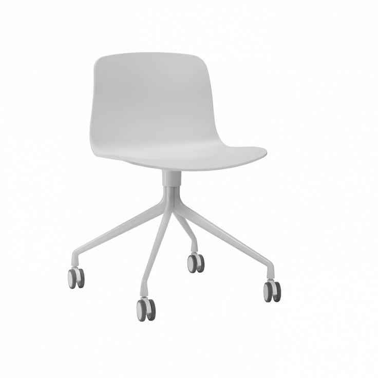 DESIGNDELICATESSEN - HAY – About a Chair AAC14- skaldstol m/hjul