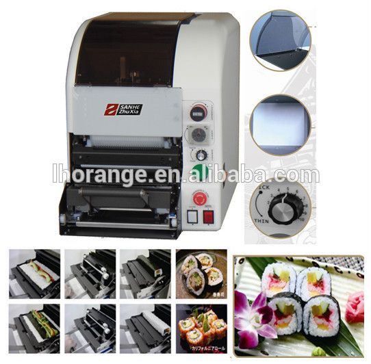 Sushi roll machine/suzumo sushi machine/sushi maki machine