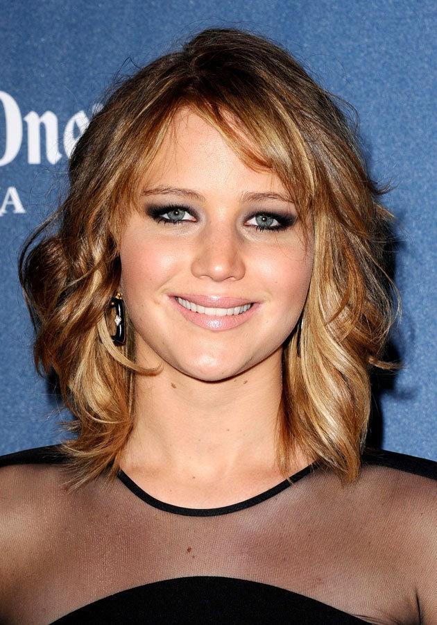 Jennifer Lawrence New Hair Cut. LOVE it!
