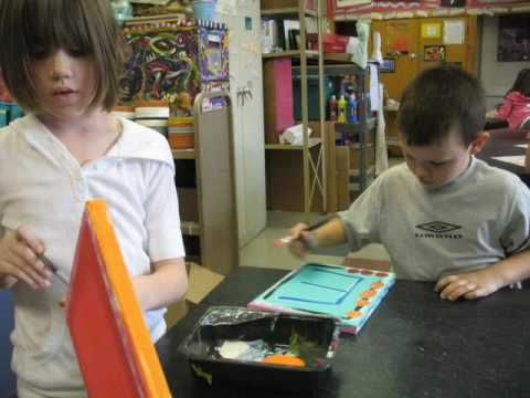 Art and Literacy: A Collaboration