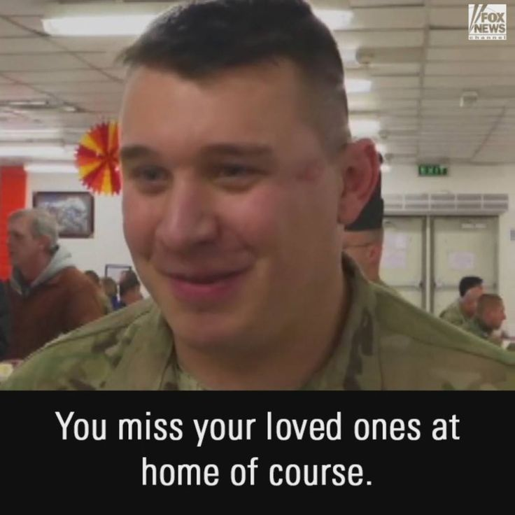 U.S. soldier Michael Fisher gives thanks for camaraderie with his fellow soldiers as he celebrates Thanksgiving while serving in Afghanistan.  Thank you to all of the men and women in uniform who are serving our nation.