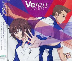 "AmiAmi | Rakuten Global Market: CD Nasu (Shusuke Fuji & Takashi Kawamura) / ""Venus"" (from ""The Prince of Tennis"")(Released)(CD 茄子 (不二周助&河村隆) / 「Venus」 (「テニスの王子様」より))"