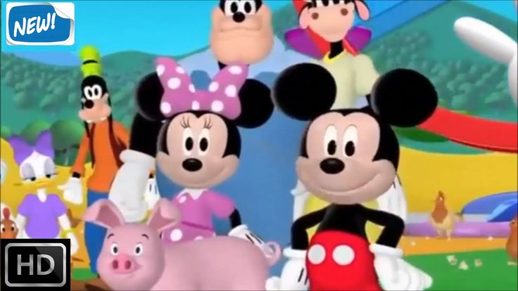 35 mejores im genes sobre juegos de la casa de mickey mouse en pinterest disney club de - Youtube casa mickey mouse ...
