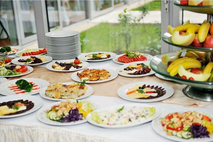 Catering service at your fingertips #bestvillarental #piandisco