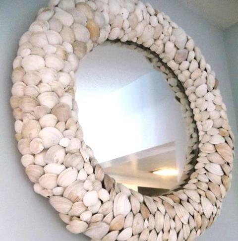 поделки из ракушек и камней