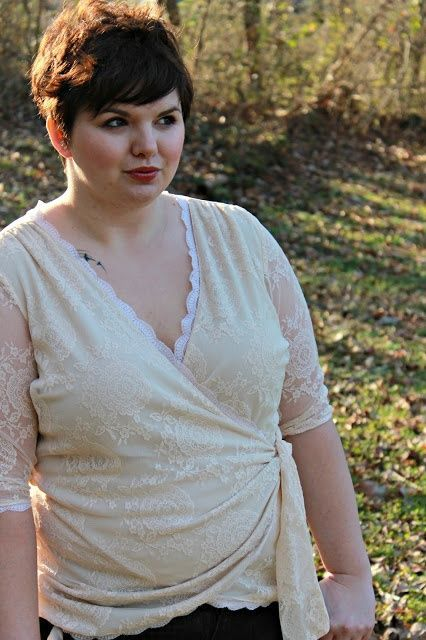 Plus size dressy tops are the attire that covers the upper portion of the body mainly chest portion, for a plus size person. Bottoms of some Plus size dressy tops