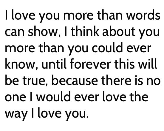 Love Him Forever Quotes : Love You Forever Quotes For Him Love, relationship, marraige quotes ...