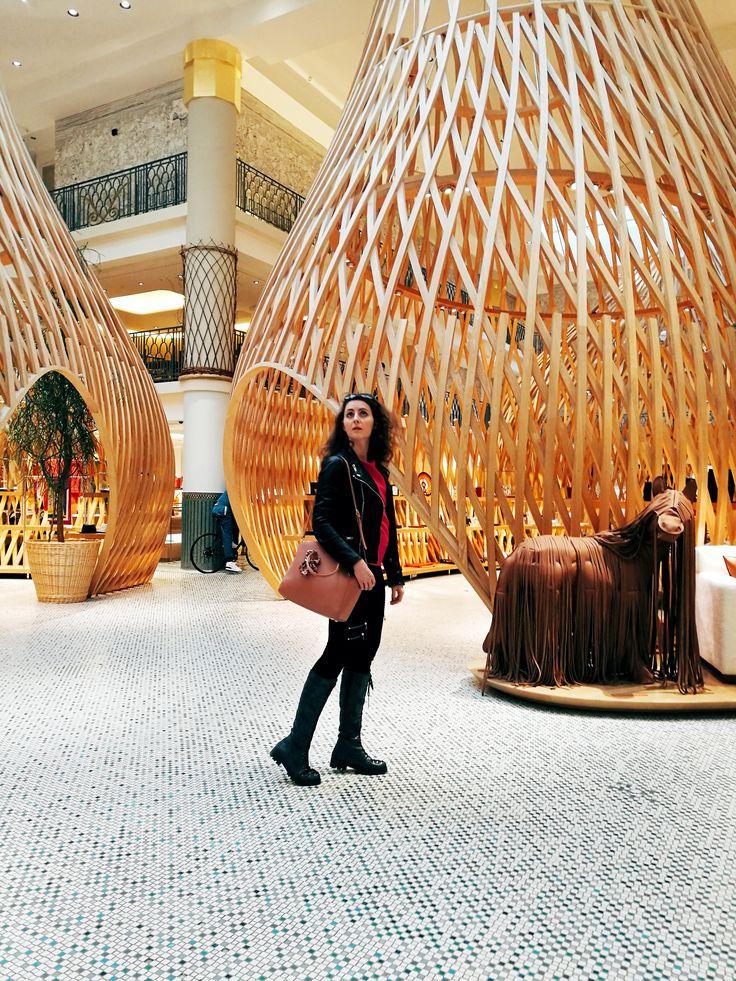 FASHION | The Hermès Experience in Paris - SayCurls.