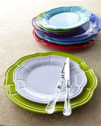 Baroque Melamine Dinnerware at Horchow. & 19 best Melamine Dinnerware Sets images on Pinterest | Melamine ...