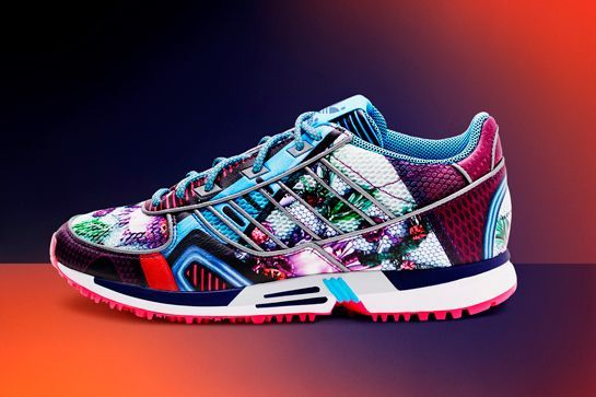 Photo: Courtesy of adidas. #refinery29 http://www.refinery29.com/2014/10/76581/adidas-mary-katrantzou-collaboration-images#slide-10