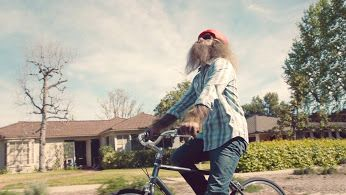 When People Ride Bikes, Great Things Happen. Hop on a bike and Shed Your Monster!