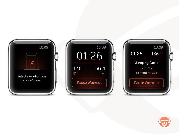 Optimize   apple watch  hq