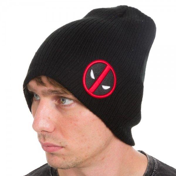 Deadpool Beanie - Logo @Archonia_US