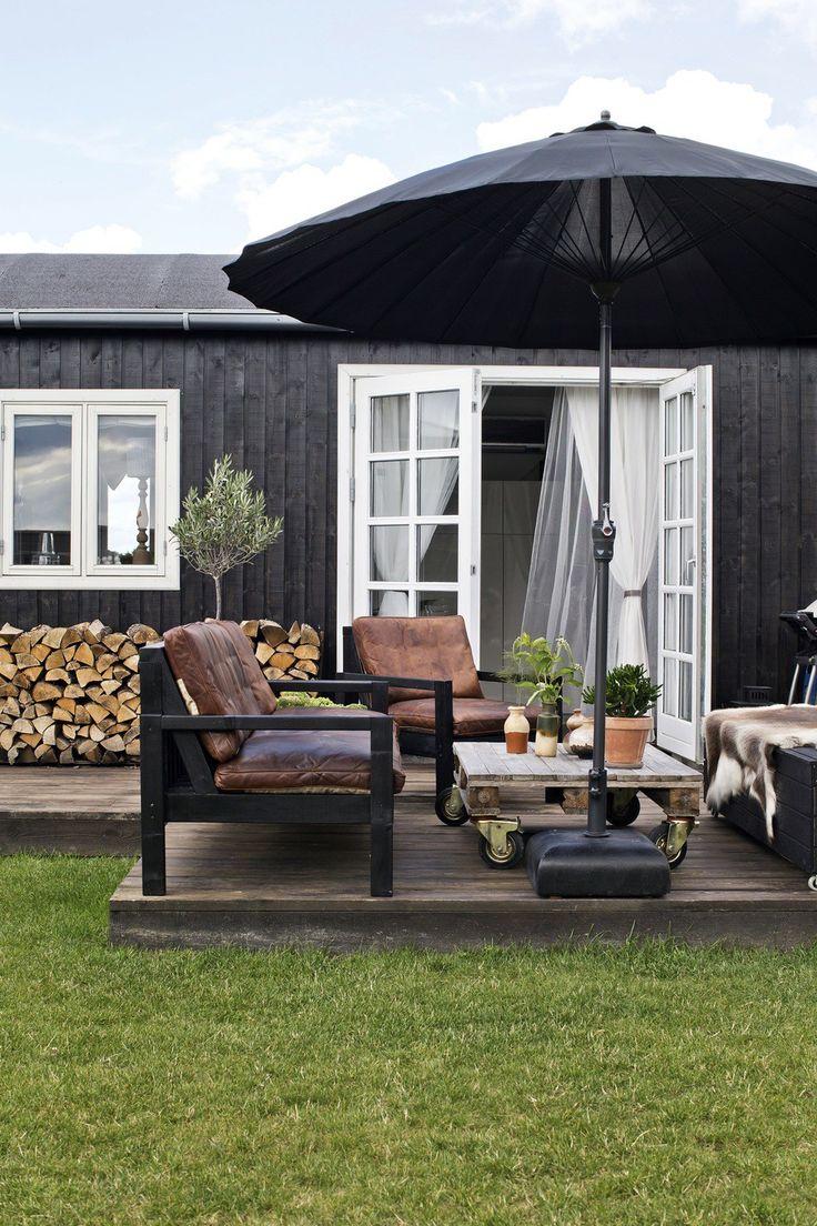 A summer house in Denmark Pernille dreamed of having..