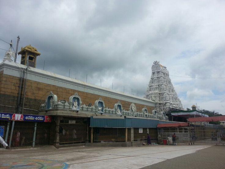 Gopuram, Tirumala