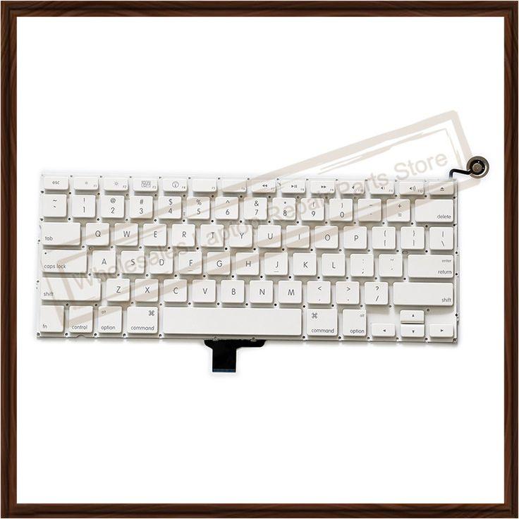 Original A1342 US Keyboard For Apple Macbook Retina A1342 13 inch Keyboard US Keyboard Replacement
