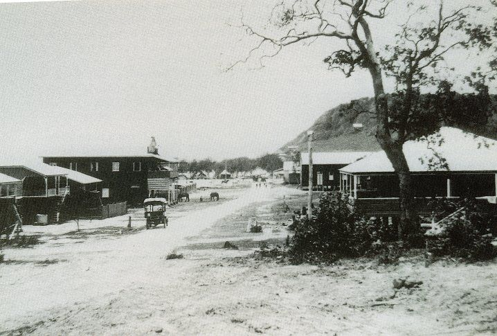 James Street Burleigh Heads in 1927