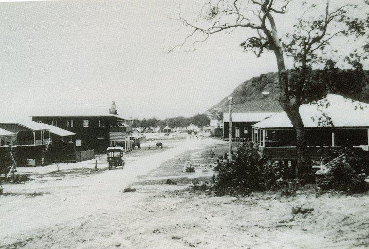 James Street Burleigh Heads in 1927