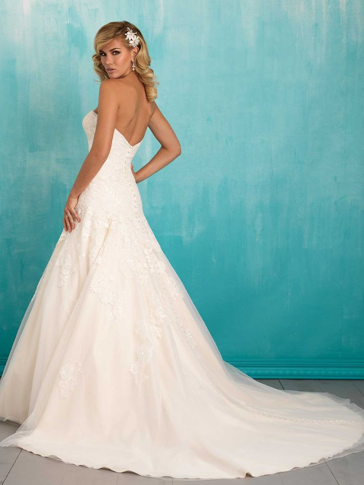 Cute Allure Bridals Bridal Boutiques in NJ for the Couture Bride