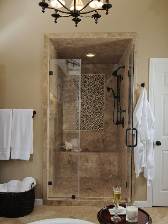 open tiled showers design pictures remodel decor and ideas page 12