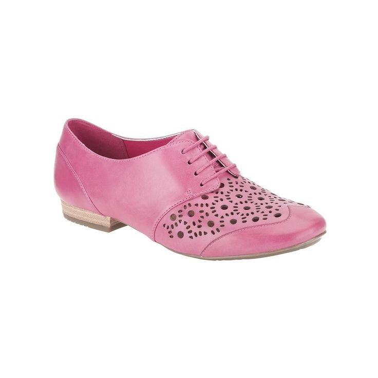 Image result for pink brogues