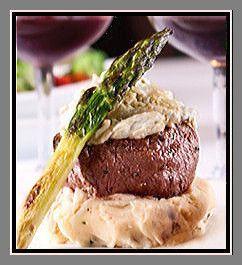 Recipe Spy: Fleming's Steakhouse: Filet Oscar Recipe