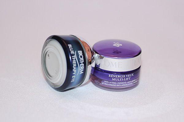 Мое спасение от темных кругов под глазами — кремы для глаз от Lancome и Biotherm  http://make-and-up.com/lancome-and-biotherm-eye-creams/
