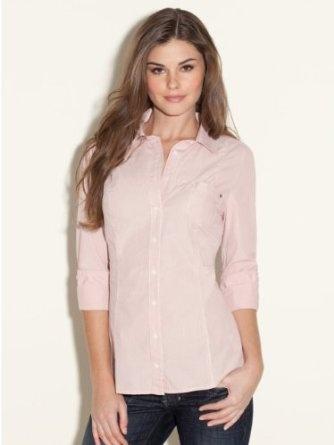 classic button-up shirt
