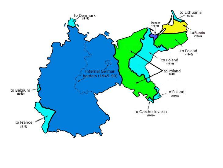 Image result for stolen land prussia