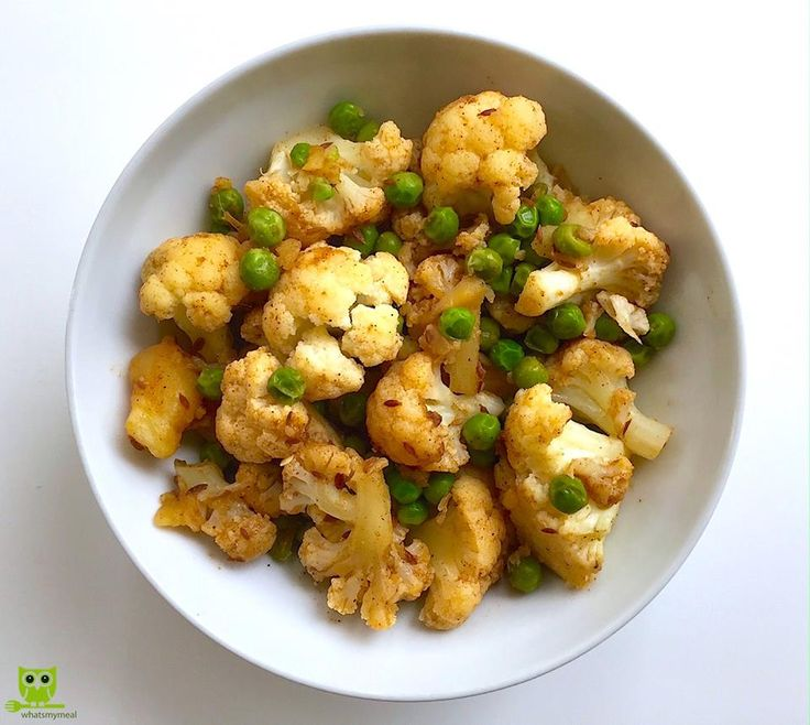 Cauliflower is a non starchy vegetable with many health benefits. It is a rich source of dietary fibre which helps in reducing cholesterol levels. Cauliflower is recommended in a diabetic diet due to its low glycemic index. Rich in vitamin C and antioxidants, it works as anti-aging for the skin. If fat loss is your goal, eat this vegetable frequently. One cup of Cauliflower contains only 30 calories. https://www.facebook.com/whatsmymeal