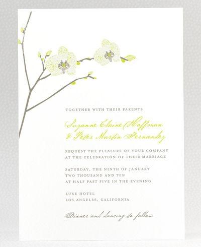 31 best wedding invitation images on Pinterest Invitation ideas - invitation non formal