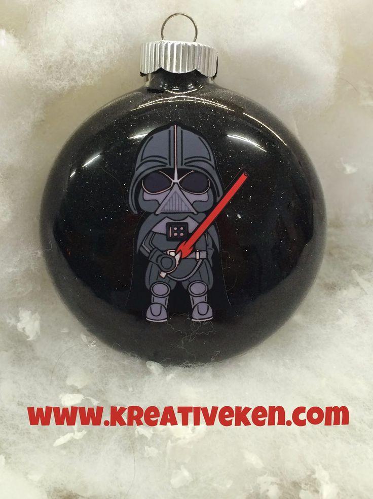 ken u0026 39 s kreations   star wars ornaments