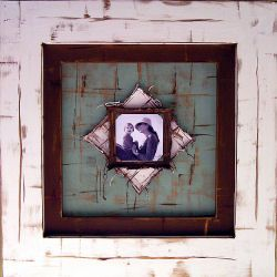 """Eli Silas Double Framed Collection 15X15"""", 20x20"""" & 23x23"""" -"""