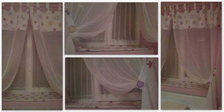 #girlcurtains #curtaindesign #pinkcurtain