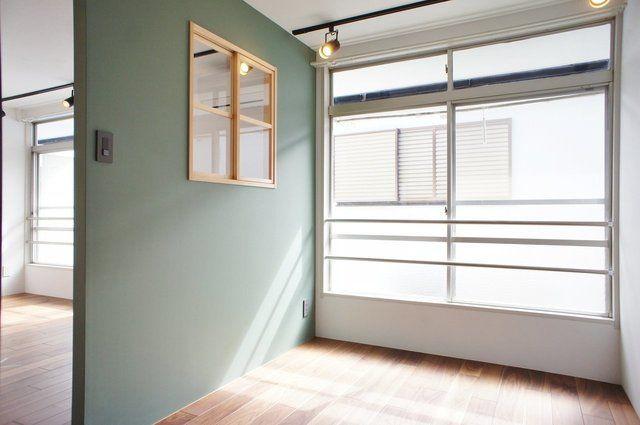 技アリ やんわりルーム 201号室 東京都中野区 リノベーション デザイナーズ 賃貸 リノベーション 賃貸