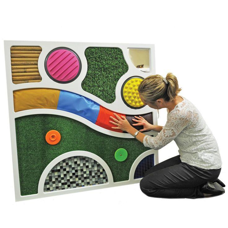 sensory tactile wall panel - Google Search