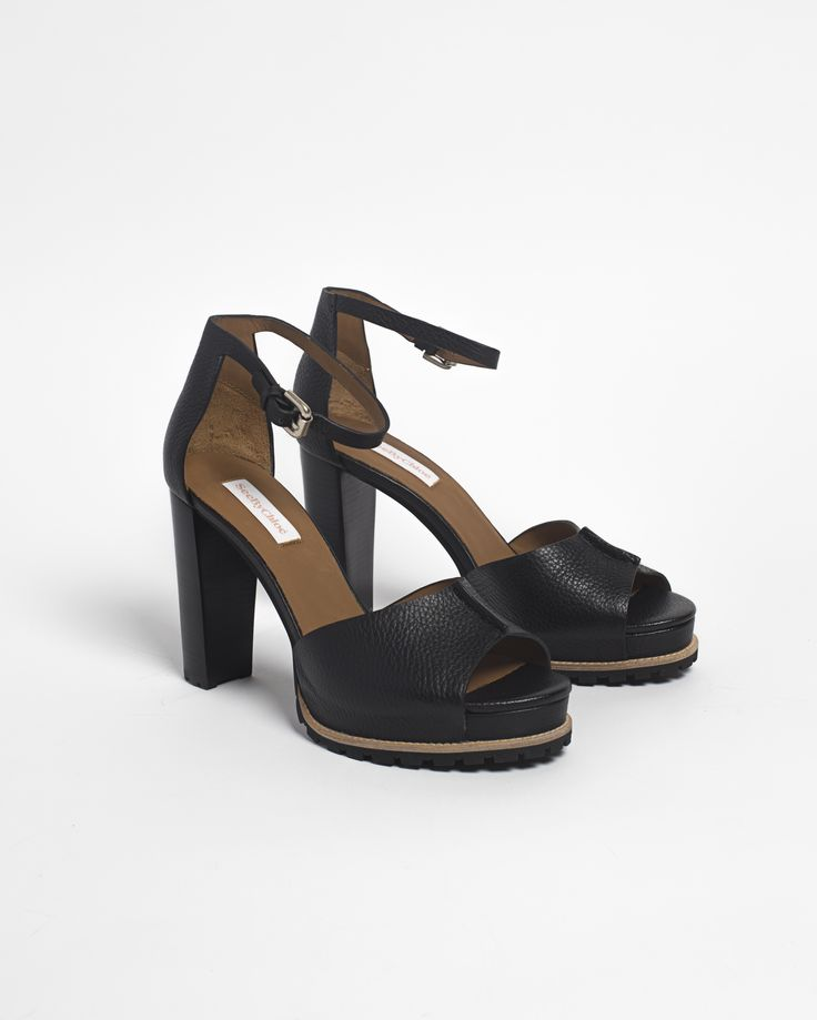 See by Chloe Ivy Ankle Strap High Heel