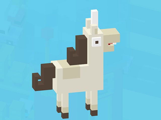 For all the bord nerds out there I got: Unihorse!!!!!! What Crossy Road Character Are You?