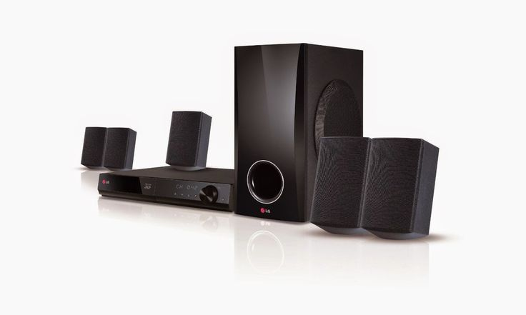 LG Electronics BH5140S 500W Blu-Ray Home Theater System with Smart TV - Store Online for Your Live and Style