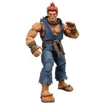 Street Fighter IV NECA Series 2 Player Select Action Figure Akuma @ niftywarehouse.com #NiftyWarehouse #StreetFighter #VideoGames #Gaming