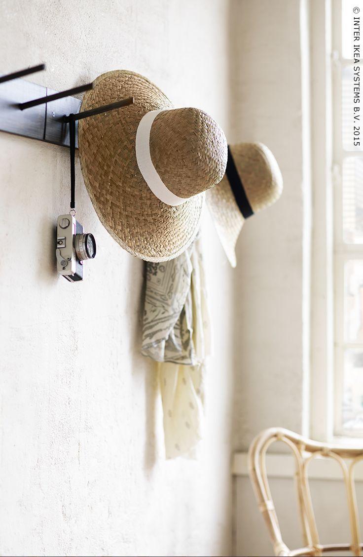 Chapeaux de paille inspirés du Vietnam. Chapeau de paille NIPPRIG 2015 #IKEA #NIPPRIG