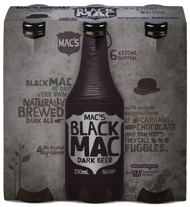 Best Awards - Shine. / Mac's Packaging