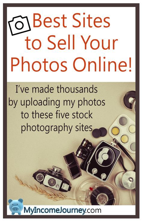 The Best Websites to Sell Your Photos Online!  Make money from home through selling stock photography!  passive income ideas, sell photos, pictures, work from home, sell photos online, my income journey, work from home, make money online, how to sell your photos online, best websites, best sites, top 5 sites to sell photos